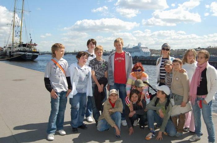 Школьные экскурсии в Санкт-Петербурге. Фото с best-camp.ru