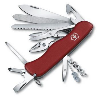 Карманный нож Victorinox – верный помощник в городских джунглях. Фото с myvictorinox-shop.ru