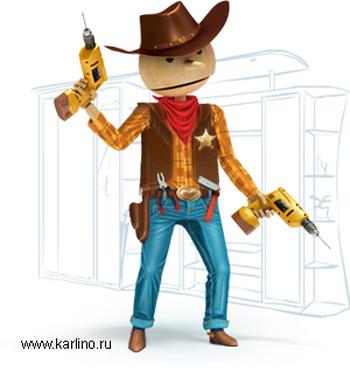 Несколько слов о гарантии на шкафы-купе. Фото с karlino.ru