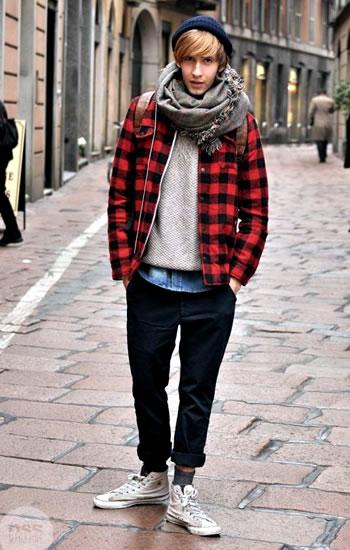 Куртки мужские. Фото с thefashion.com.ua