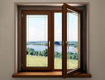 Какие окна лучше – пластиковые или деревянные? Фото с spravka.ua
