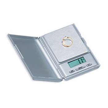 Миниатюрные ювелирные весы – мечта ювелира. Фото с vzvesim.com