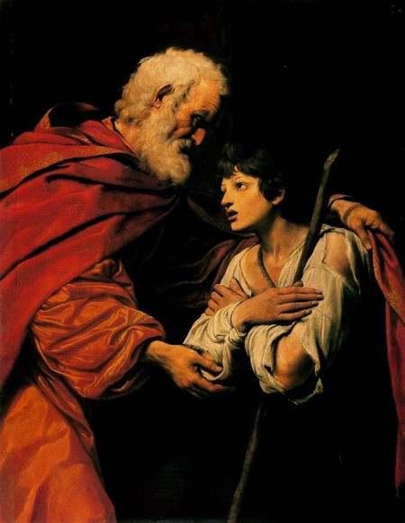 «Возвращение блудного сына», Леонелло Спада. Фото: wikimedia.org