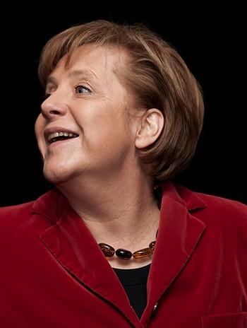 Ангела Меркель. Фото: wikipedia.org