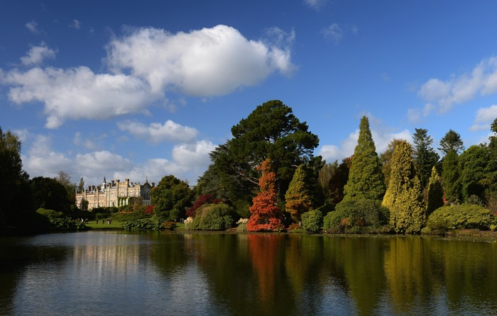 Ландшафтный дизайн в Sheffield Park Garden. Фото: Mike Hewitt/Getty Images