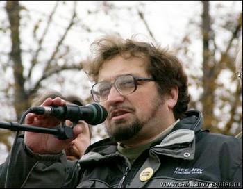 Андрей Бабушкин. Фото: Музей им. А.Д. Сахарова