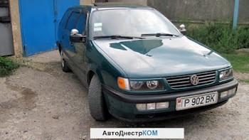 Volkswagen Passat на авторынке ПМР. Фото с сайта http://www.avtodnestr.com/