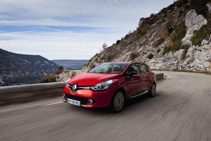 Усовершенствованный  Renault Clio Estate. Фото с сайта autowin.ru