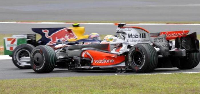 Автогонки Формулы 1. Фото: KAZUHIRO NOGI/AFP/Getty Images