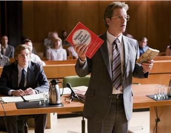 Роберт Кёрнс выиграл в суде 10 млн долларов. Сюжет из биографического фильма «Проблеск Гениальности»; в главной роли Грэг Киннер. Фото с сайта livejournal.com