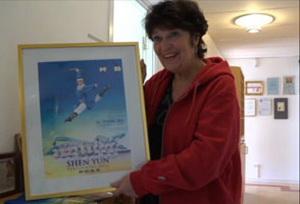 Шведская актриса создала ассоциацию для поддержки Shen Yun Performing Arts/NTD News, Стокгольм. Фото с сайта  lagrandeepoque.com