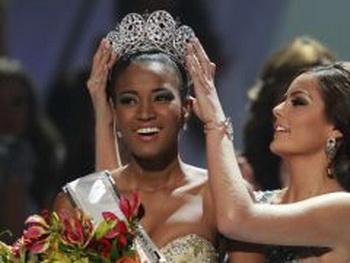 В конкурсе «Мисс Вселенная-2011» победу одержала девушка из Анголы. Фото с сайта bcm.ru
