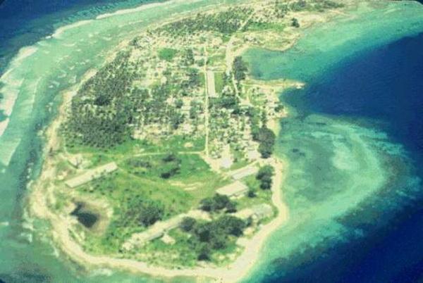 Аквалангисты, не пропустите! Остров Дж. Левит, Маршалловы Острова. Фото с сайта Ba-bamail