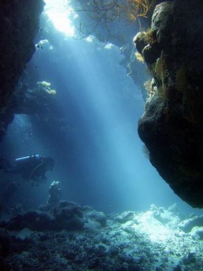 Аквалангисты, не пропустите! Остров Манн. Фото с сайта Ba-bamail