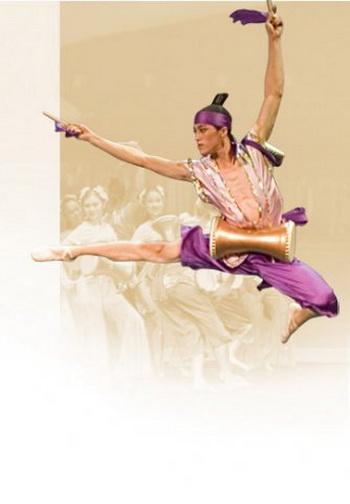 Манера подачи — это особый темперамент, с которым китайцы исполняют свой классический танец. Это чувство эстетики, которое порождается культурой. Фото: Shen Yun Performing Arts