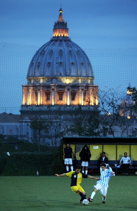 Повседневная жизнь «Вечного города» – Рима 16 марта 2013 г. Фото: Christopher Furlong/Getty Images