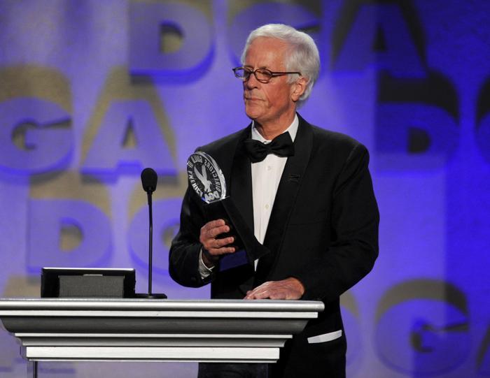 Майкл Аптед на церемонии вручения премии гильдии режиссёров США 3 февраля 2013 года в Лос-Анжелесе, США. Фото: Kevin Winter/Getty Images