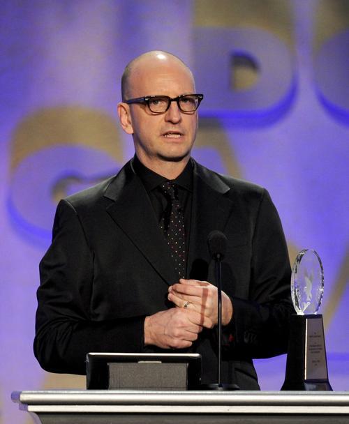Стивен Содерберг на церемонии вручения премии гильдии режиссёров США 3 февраля 2013 года в Лос-Анжелесе, США. Фото: Kevin Winter/Getty Images