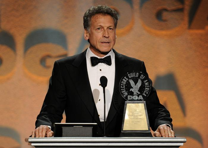 Эрик Шапиро на церемонии вручения премии гильдии режиссёров США 3 февраля 2013 года в Лос-Анжелесе, США. Фото: Kevin Winter/Getty Images