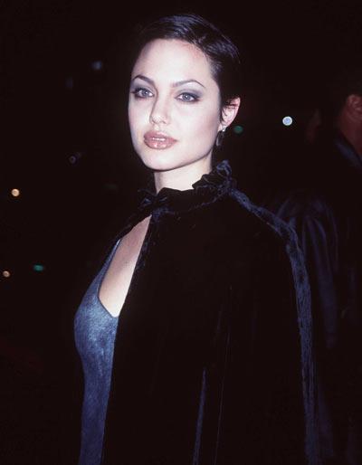 Анджелина Джоли, 8 февраля 1999. Фото: Getty Images