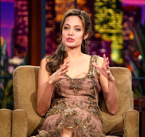 Анджелина Джоли,  16 марта 2004. Фото: Getty Images