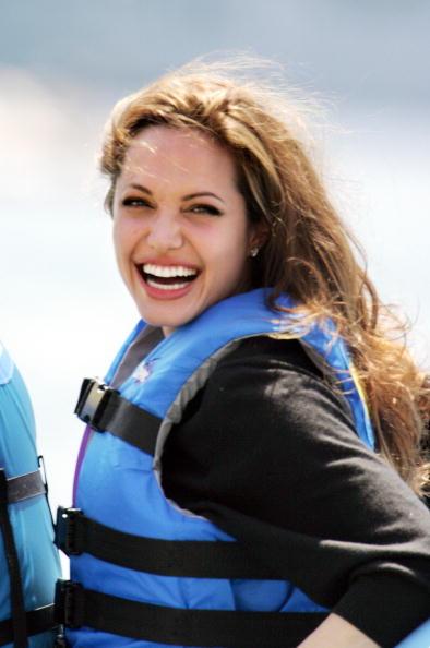 Анджелина Джоли,  14 мая 2044. Фото: Getty Images