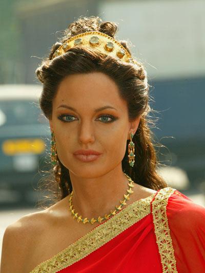 Анджелина Джоли, 29 июля 2004. Фото: Getty Images