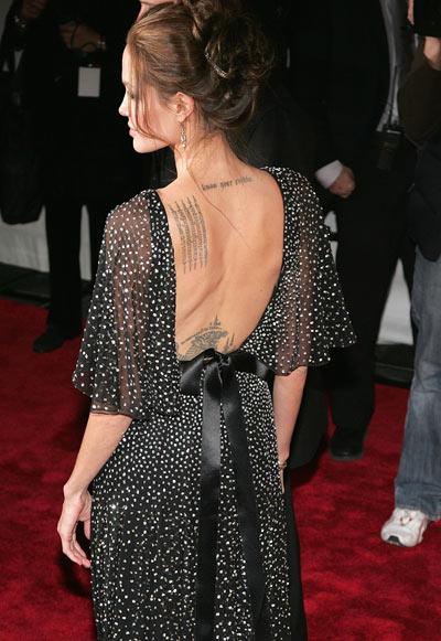 Анджелина Джоли,  11 декабря 2006. Фото: Getty Images