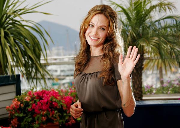 Анджелина Джоли,  21 мая 2007. Фото: Getty Images