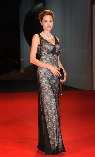 Анджелина Джоли,  2 сентября 2007. Фото: Getty Images