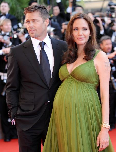 Анджелина Джоли,  15 мая 2008. Фото: Getty Images