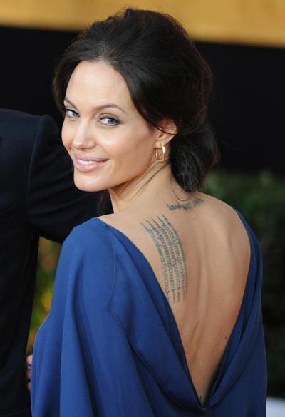 Анджелина Джоли,  25 июня 2009. Фото: Getty Images