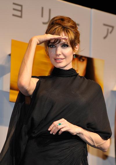 Анджелина Джоли,  27 июля 2010. Фото: Getty Images