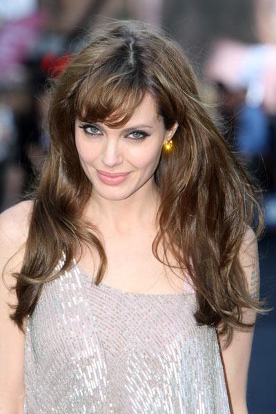 Анджелина Джоли,  16 августа 2010. Фото: Getty Images