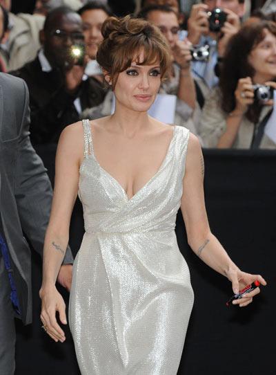 Анджелина Джоли,  17 августа 2010. Фото: Getty Images