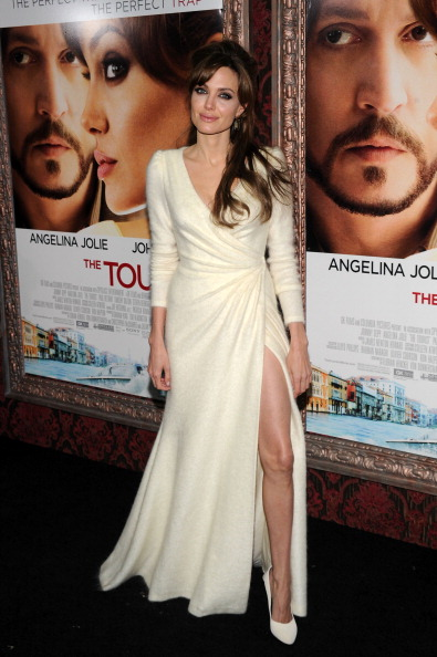 Анджелина Джоли,  6 декабря 2010. Фото: Getty Images