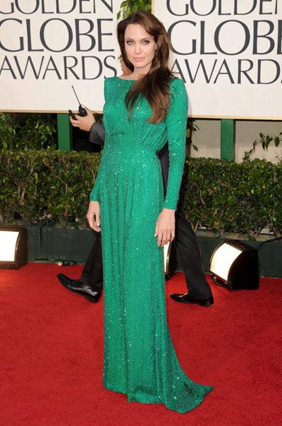 Анджелина Джоли,  16 июня 2011. Фото: Getty Images