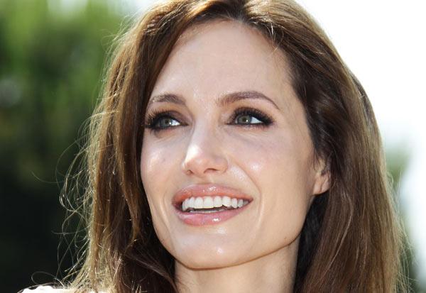 Анджелина Джоли,  12 мая 2011. Фото: Getty Images