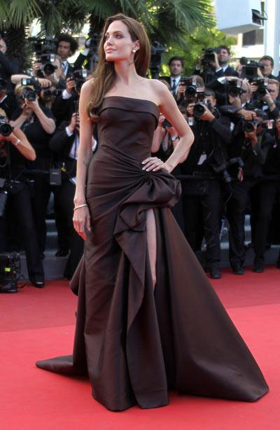 Анджелина Джоли,  16 мая 2011. Фото: Getty Images