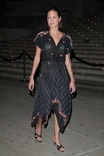 Анджелина Джоли, 1 мая 2003. Фото: Getty Images