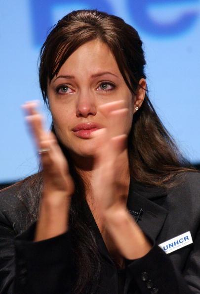 Анджелина Джоли,  20 июня 2003. Фото: Getty Images