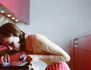 Пусть на вашей кухне будет всегда чисто! Фото: Justin Pumfrey/ Getty Images