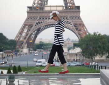 Париж - сердце Франции, город-мечта. Фото: Peter Cade/ Getty Images