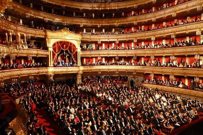 Купить билеты в Большой театр. Фото: etoday.ru