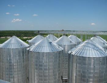 Зернохранилище: строить или арендовать. Фото:  agroprim.com