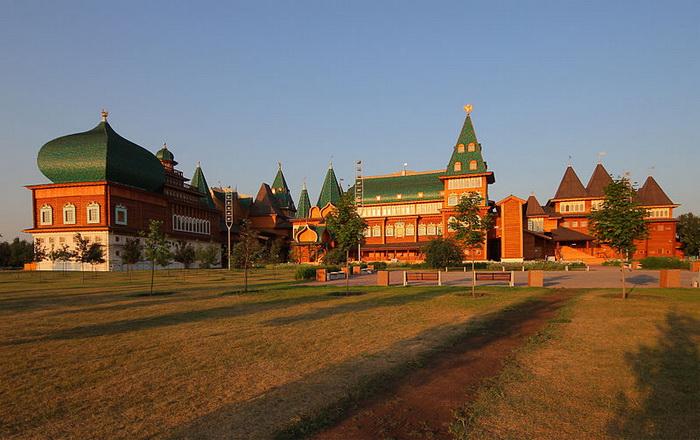Коломенский дворец. Фото: A.Savin/commons.wikimedia.org