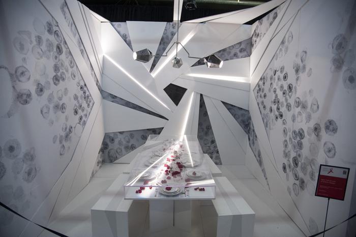 Тринадцатая выставка дизайна домашнего интерьера. Нью-Йорк. Фото: Дай Бин/Великая Эпоха (The Epoch Times)