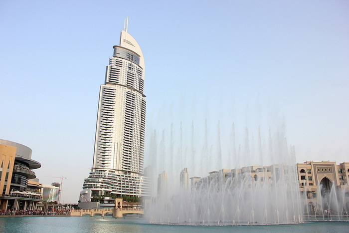 Курорты и города Объединённых Арабских Эмиратов. Фото: Christian van Elven/flickr.com