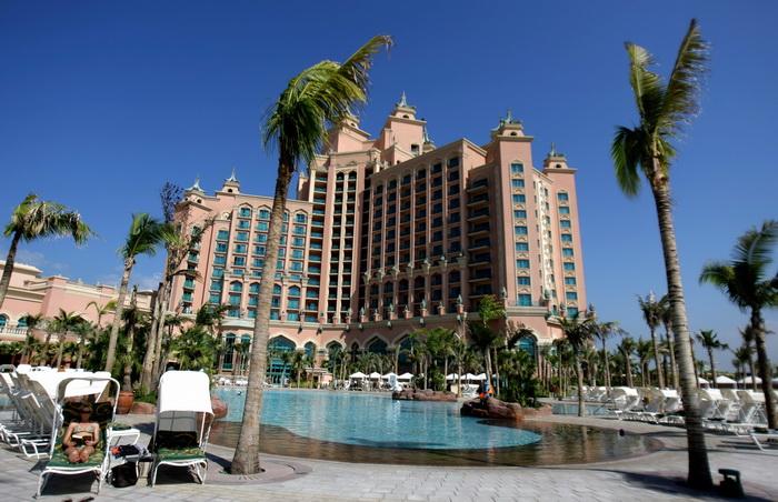Курорты и города Объединённых Арабских Эмиратов. Фото: KARIM SAHIB/AFP/Getty Images