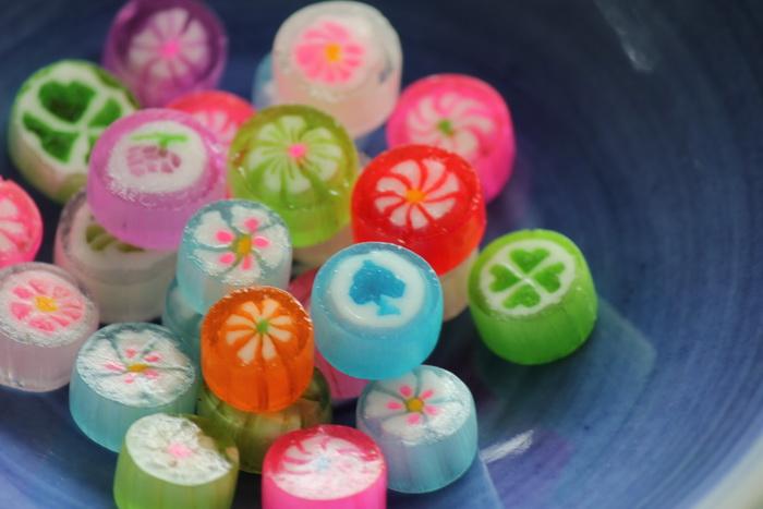Японские сладости. Фото: Saori Baba/flickr.com